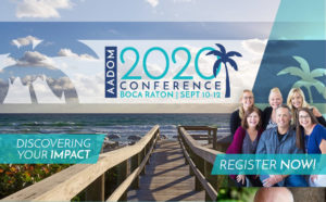 2020 aadom conference banner